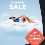 Summer Sale bij Swiss Sense!