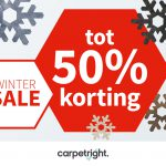 Winter Sale bij Carpetright!
