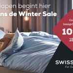Nu Winter Sale bij Swiss Sense